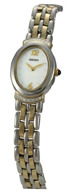 Seiko Diamond Women's Dress Quartz Watch