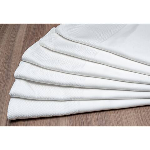 Mascioni Diamond 22 inch Napkins Set of 6