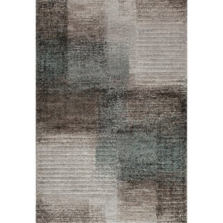 Textures Sara Multicolored Area Rug - 7'10 x 9'10