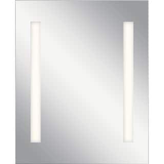 elan LED Backlit Mirror w/Soundbar - White - A/N