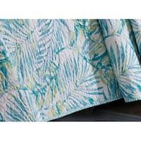 Harper Lane Tropical Vibes 3-piece Reversible Quilt Set