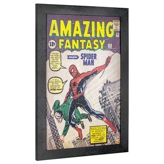 Link to American Art Decor Licensed Marvel Comics Amazing Spider Man Decor - Multi-color Similar Items in Art Prints