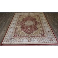 "Rose 5x8 Traditional Rug - 5'4"" x 7'5"""