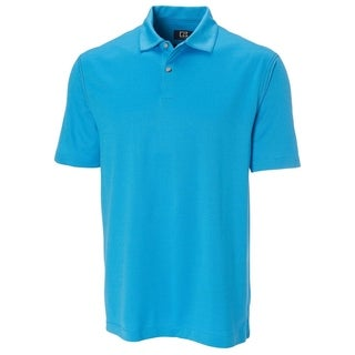 Cutter and Buck Nano Luxe Adams Golf Polo (Big and Tall)