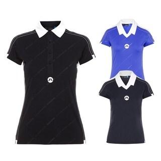 J.Lindeberg Women Sabina TX Jersey Golf T-Shirt