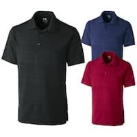 Cutter and Buck DryTec Highland Park Golf Polo (Big and Tall)