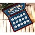American Coin Treasures American Eagle 1986-2007 Silver Dollar Collection