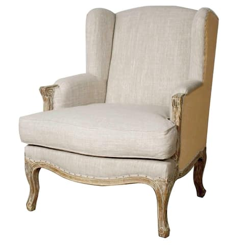 Marie Wingback Arm Chair