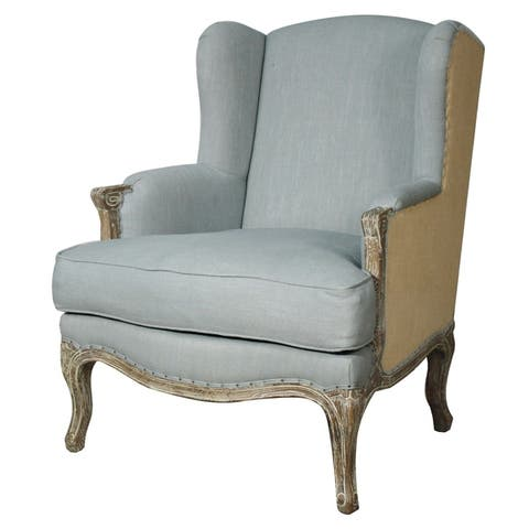 Marie Wingback Arm Chair