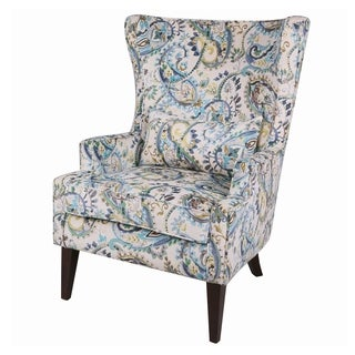 Clementine Wingback Arm Chair