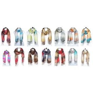 Link to Fashion Pashmina Cashmere Paisley Shawl Wrap Scarves Scarf Stole Women Similar Items in Scarves & Wraps