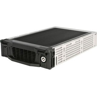 StarTech.com SATA Hard Drive Mobile Rack Drawer with Shock Absorbers