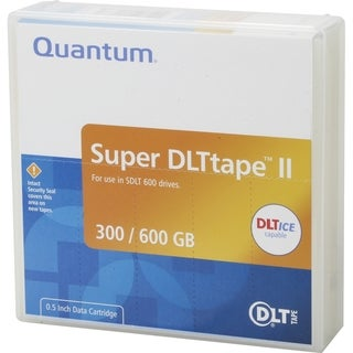 Quantum Super DLTtape II Cartridge