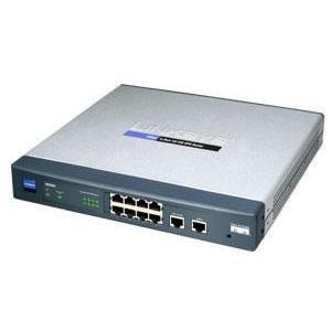 Cisco RV082 8-port Fast Ethernet VPN Router-Dual WAN