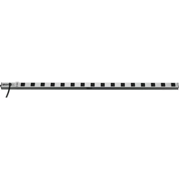 Tripp Lite Surge Protector Power Strip 120V 16 Outlet 15' Cord 450 Jo