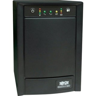 Tripp Lite UPS Smart 1500VA 900W Tower AVR 120V Pure Sine Wave USB DB