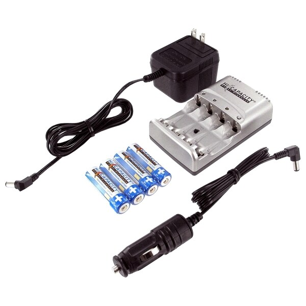 Battery Biz Ultra Fast AA/AAA Battery Charger