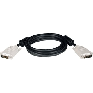 Tripp Lite 6ft DVI Single Link Digital TMDS Monitor Cable DVI-D M/M 6