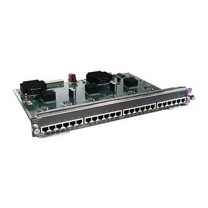 Cisco 48-port IEEE 802.3af-compliant PoE Switching Module