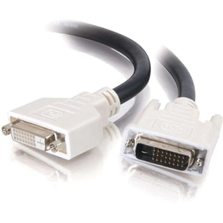 C2G 2m DVI-D M/F Dual Link Digital Video Extension Cable (6.5ft)