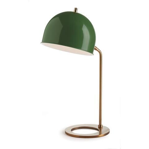 Clive 22 inch Green Desk Lamp