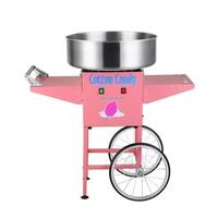Superior Popcorn Cotton Candy Machine Floss Maker With Cart