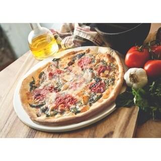 Fox Run Round Pizza Stone, 13-Inch