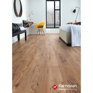 Canaletto by Karndean Designflooring - Gunstock Oak Pet Friendly, Waterproof Gluedown LVT