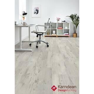 Canaletto by Karndean Designflooring - Driftwood Oak Pet Friendly, Waterproof Loose Lay LVT