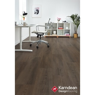 Canaletto by Karndean Designflooring - Hill Country Oak Pet Friendly, Waterproof Loose Lay LVT
