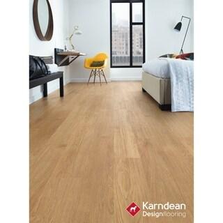 Canaletto by Karndean Designflooring - Desert Sand Oak Pet Friendly, Waterproof Gluedown LVT