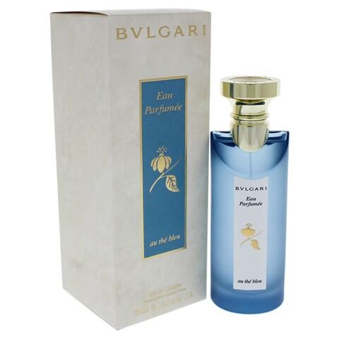 Bvlgari Eau Parfumee Au The Bleu Women's 2.5-ounce Eau de Cologne Spray