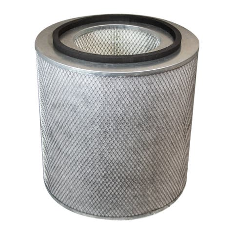 Filter-Monster Replacement for Austin Air Bedroom Machine Filter - gray