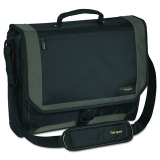 "Targus CityGear TCG200 Carrying Case (Messenger) for 17"" Notebook - B"