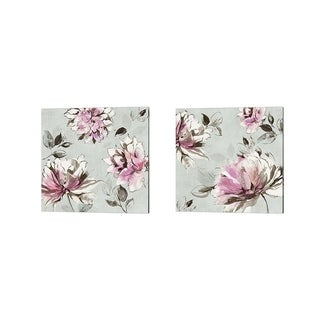 Asia Jensen 'Botanics' Canvas Art (Set of 2)