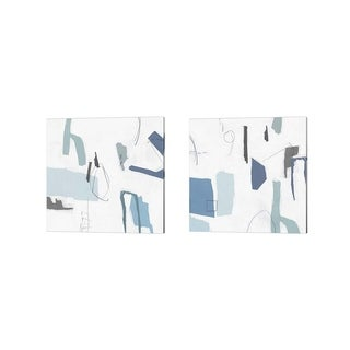 Posters International Studio 'Ultra' Canvas Art (Set of 2)