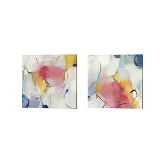 Posters International Studio 'Watermelon' Canvas Art (Set of 2)