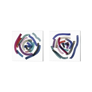 Posters International Studio 'Ambiguous' Canvas Art (Set of 2)