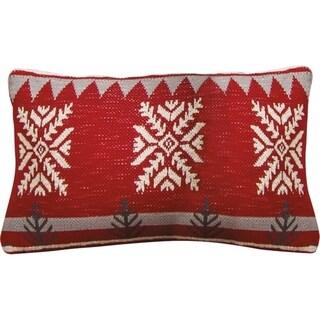 Pillow - Big Snowflake