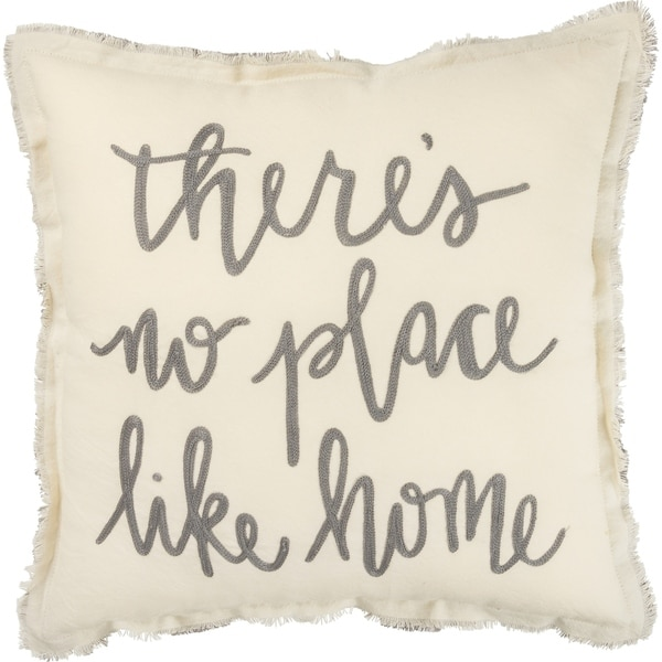 Pillow - There's No Place Like Home