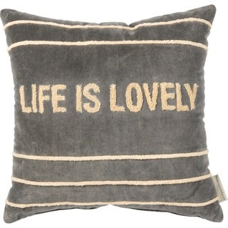 Pillow - Life Is Lovely