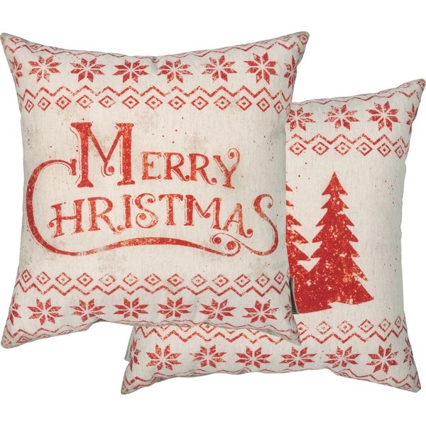 Pillow - Merry Christmas