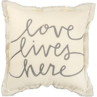 Pillow - Love Lives Here
