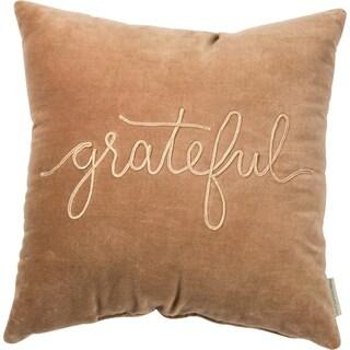 Pillow - Grateful