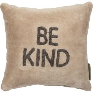 Velvet Pillow - Be Kind