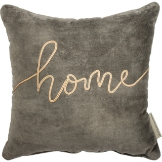 Velvet Pillow - Home
