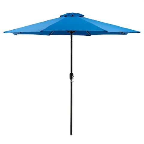 Buy Blue Patio Umbrellas Online at Overstock   Our Best ...