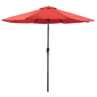 9 Ft Market Umbrella with Tilt