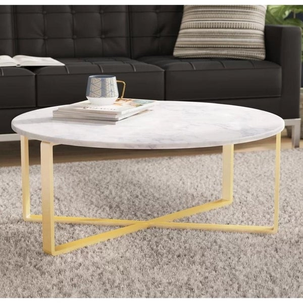 Orian Marble Coffee Table