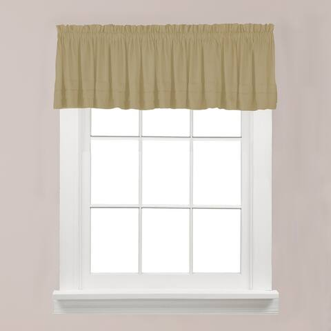 The Gray Barn Flinders Forge Valance in Khaki